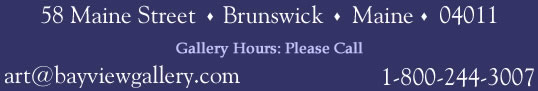 Bayview Gallery Hours and Address