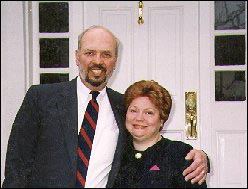 John Starr and Susan Roberston-Starr