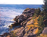 Monhegan Headlands