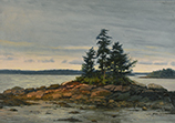 Low Tide, Harpswell
