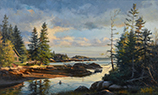 Tranquil Hour, Boothbay
