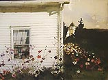 Around the Corner by Andrew Wyeth