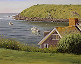 Looking Out, Monhegan