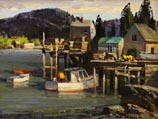 Harbor, Late Afternoon