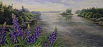 Lupine Inlet